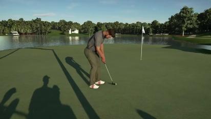 PGA Tour 2K21 - Mapping Technology Trailer