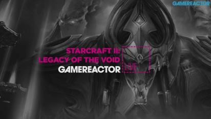 Vi lirar Starcraft II: Legacy of the Void
