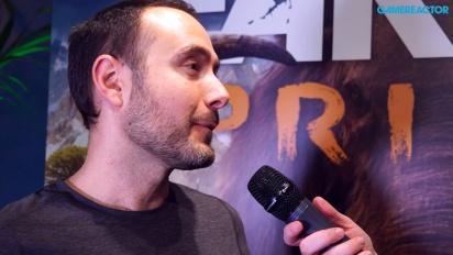Vi pratar med regissören bakom Far Cry Primal