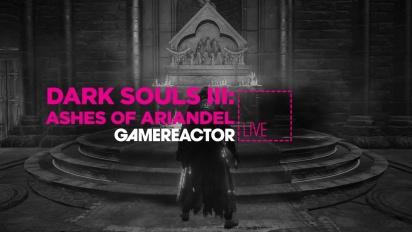 Vi tillbringar tid med Dark Souls III: Ashes of Ariandel