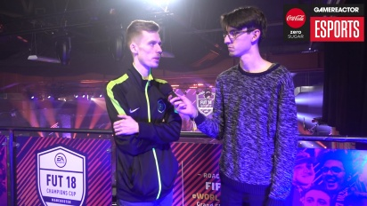 FUT Champions Cup Manchester - Intervju med Pricey