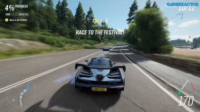 GRTV @ E3 2018: Vi testspelar Forza Horizon 4