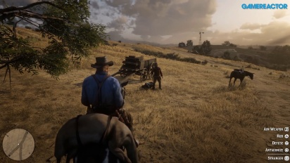 GRTV förhandstittar Red Dead Redemption 2