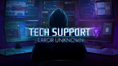 Tech Support: Error Unknown - Launch Trailer