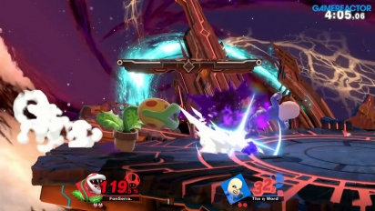 GRTV lirar Super Smash Bros Ultimate - Piranha Plant Online