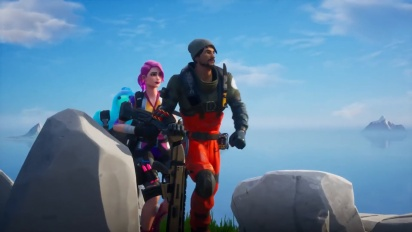 Fortnite: Chapter 2 Cinematic Trailer