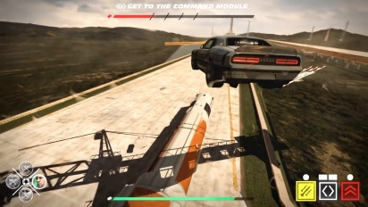 Fast & Furious Crossroads - Gameplay Trailer