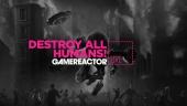 GRTV spelar nysläppta Destroy All Humans