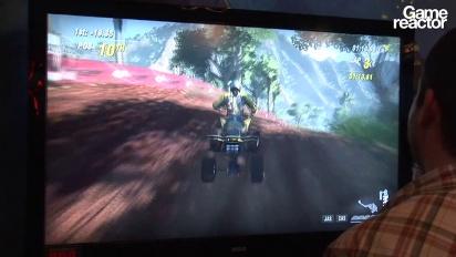 E3 11: MX vs ATV Alive-gameplay