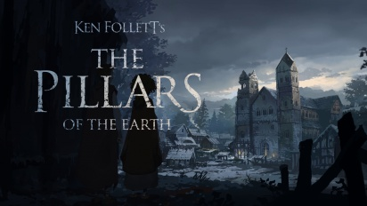 Pillars of the Earth - First Look Trailer