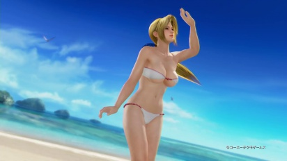 Dead or Alive Xtreme 3 - Helena Japanese Trailer