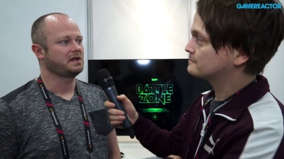 Battlezone - Vi intervjuar Timothy Jones