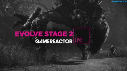 Evolve: Stage 2 - Livestream-repris