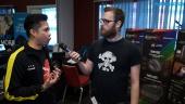 Vi pratar gaming-tech med Creatives Benson Low