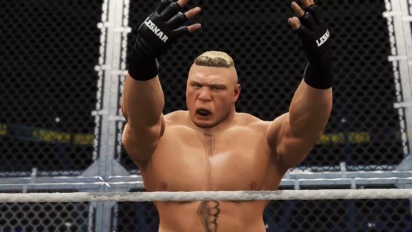 WWE 2K17 - Now on PC Trailer