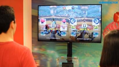 Vi spelar Arms till Nintendo Switch - del 2