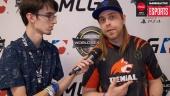 CWL Anaheim 2017 - Adam 'KiLLa' Sloss intervjuad