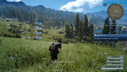 Final Fantasy XV - Vi spelar PC-versionen