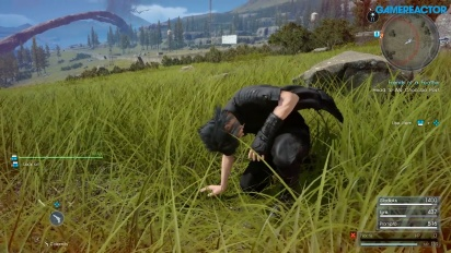 Final Fantasy XV - Utökat PC-gameplay