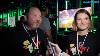 GRTV @ E3 2018: Intervju med studion bakom We Happy Few