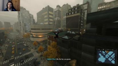 GRTV klämmer lite på Spider-Man: Turf Wars