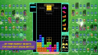 Tetris 99 - Big Block DLCTrailer
