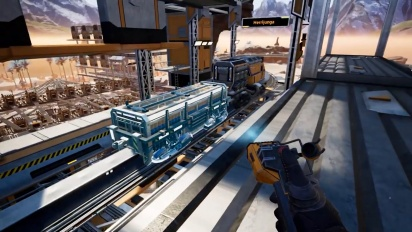 Satisfactory - Update #2: Trains & Nuclear