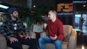 GRTV pratar med den spanska studion Team Gotham