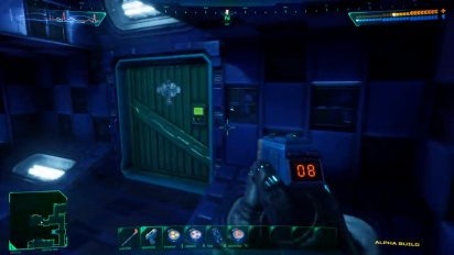 System Shock Alpha Demo Developer Commentary - Nightdive Studios