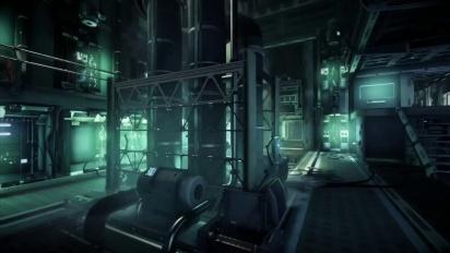 Killzone: Shadow Fall - Free DLC Multiplayer Maps: The Cruiser