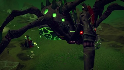 Runescape - Into the Lair of Araxxor Dev Diary