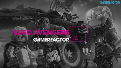 Vi lirar Lego Marvel Avengers