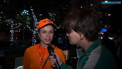 Mr. Shifty - Hands-on & Yulia Burtis-intervju