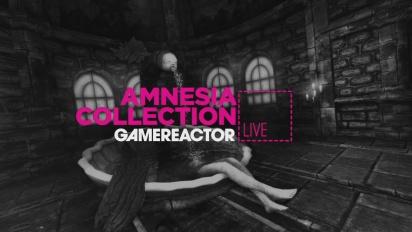 Vi skriker av skräck när vi spelar Amnesia Collection