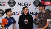 CWL Anaheim 2017 - Hector 'What The Heck' Crespo och Remington 'Remy' Ihringer intervjuad