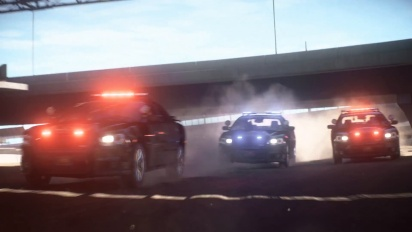 Need for Speed Payback - Gamescom Trailer