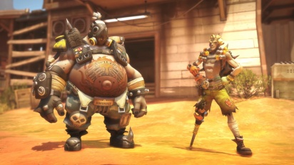 Overwatch - Junkertown: The Plan