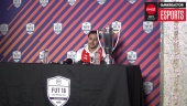 FUT Champions Cup Manchester - Falcon Msdosary Winners Press Conference