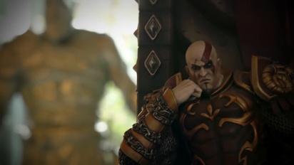 God of War - The Evolution of Kratos