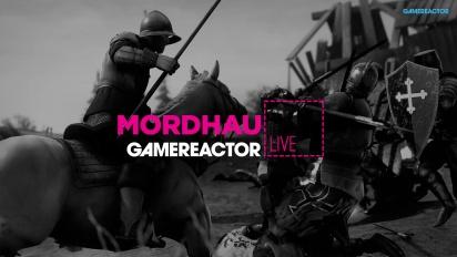 GRTV köttar friskt i nya Mordhau