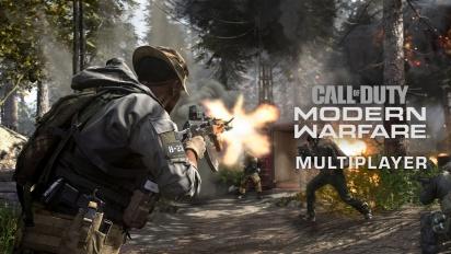 Call of Duty: Modern Warfare - Multiplayer (Sponsrad #2)