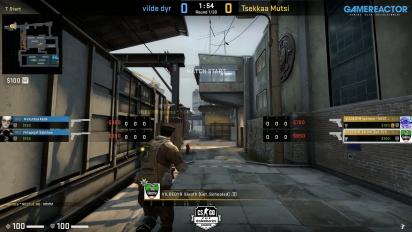 Steelseries League 2v2 - Vilde Dyr vs. Tsekkaa Mutsi on Train