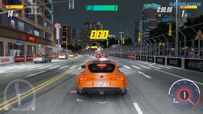 GRTV spelar Project Cars 3 (Toyota Supra GR)