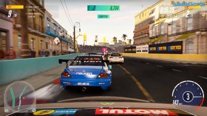 GRTV spelar Project Cars 3 (Honda Civic Type R)