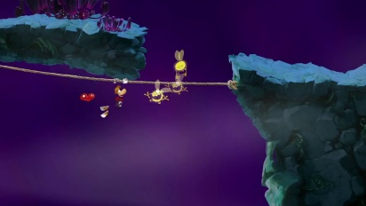 Rayman: Jungle Run - Android Release Trailer