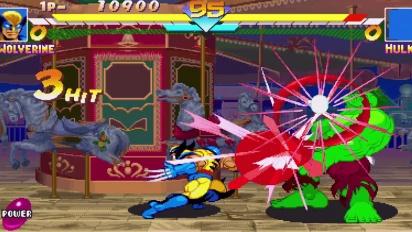 Marvel vs Capcom Origins - Launch Trailer