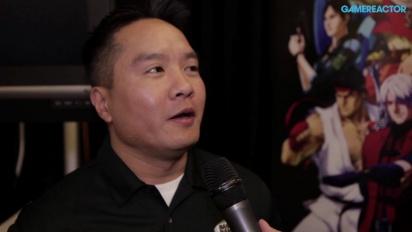 Project X Zone: Global Gamers Day-intervju
