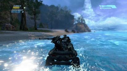 Halo: Combat Evolved Anniversary - SDCC Campaign Trailer
