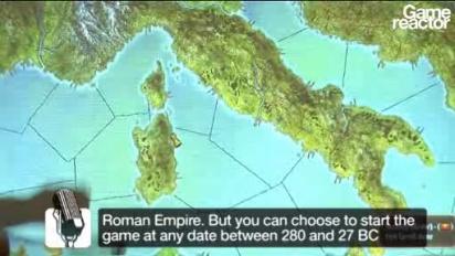 Europa Universalis: Rome presentation part 1