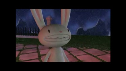 Sam & Max 203: Night of the Raving Dead - Zombie gameplay